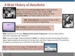 a brief history of aeroastro1