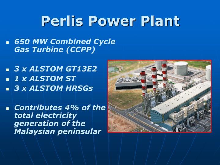 Perlis Power Plant