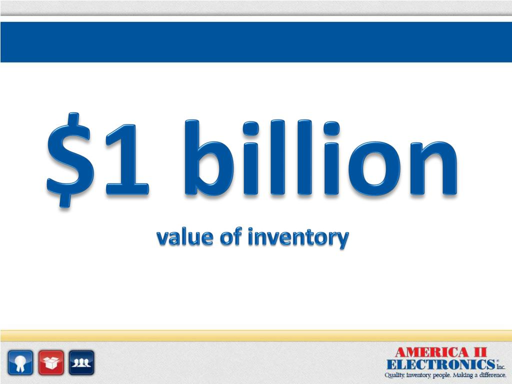 PPT - America II Electronics Company Overview PowerPoint