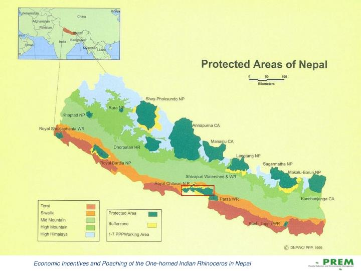 Economic Incentives and Poaching of the One-horned Indian Rhinoceros in Nepal