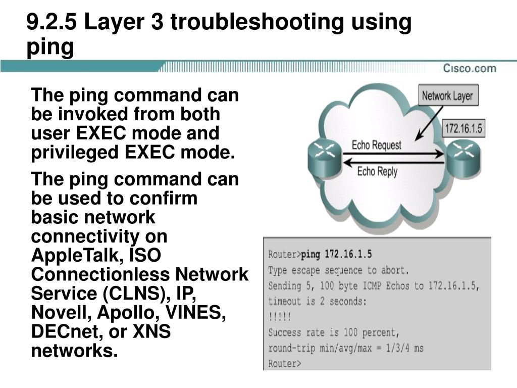 PPT - Module 9: Basic Router Troubleshooting PowerPoint