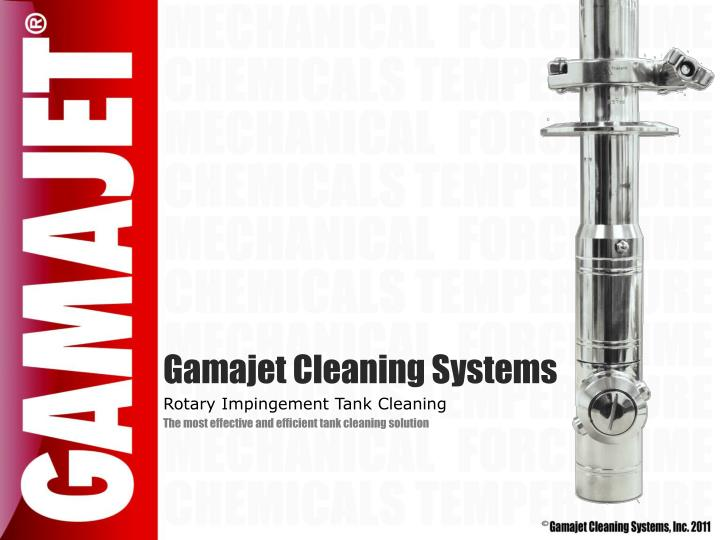 gamajet cleaning systems n.