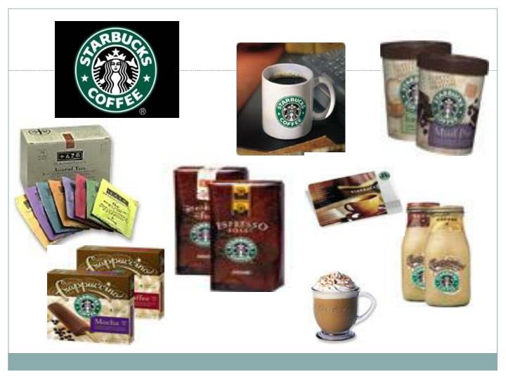 Starbucks a case analysis