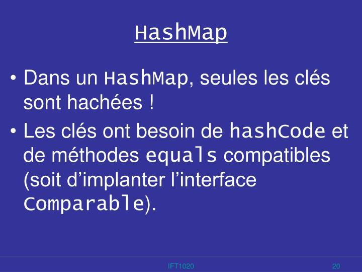 HashMap