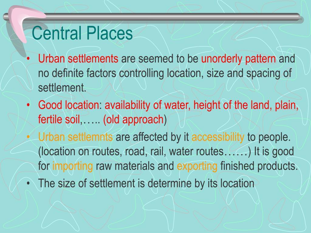 PPT - Urban Landscape PowerPoint Presentation - ID:3757257