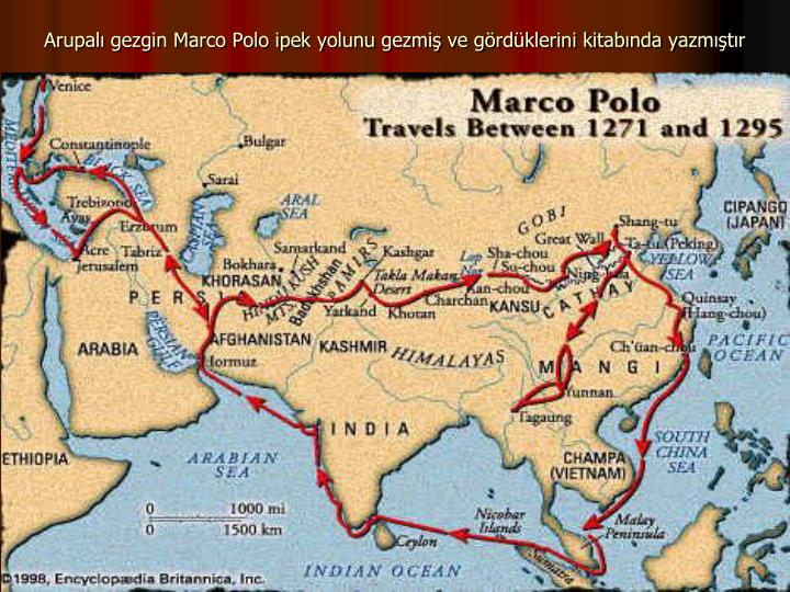 the travels of marco polo essays Essays and criticism on marco polo's the travels of marco polo - critical essays.