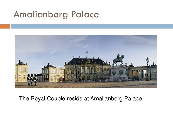 Amalianborg Palace