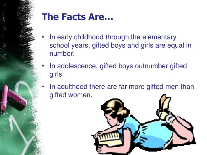 The facts are