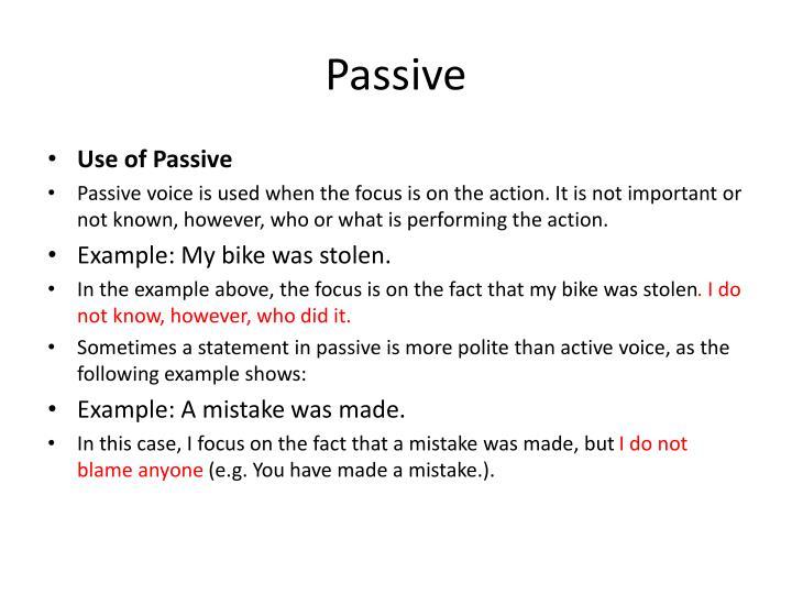 Passive1