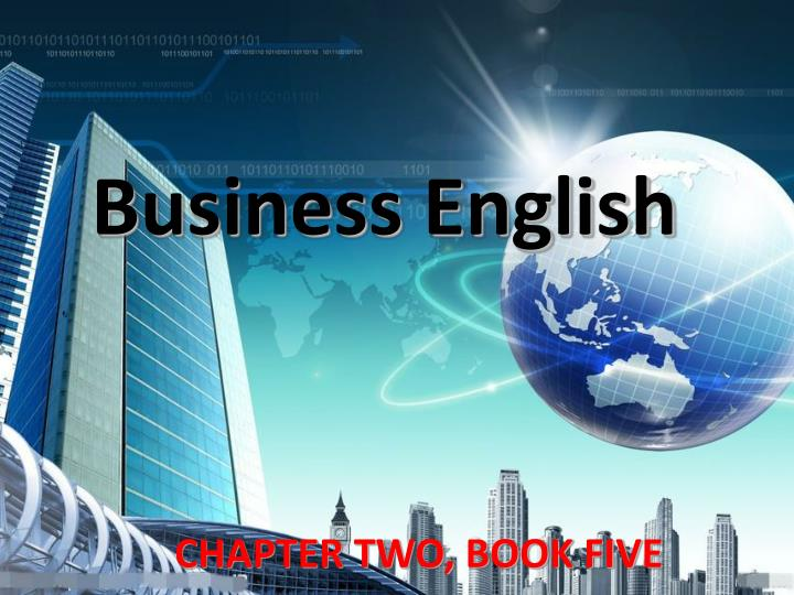 business english n.