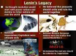 lenin s legacy