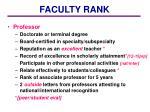 faculty rank3