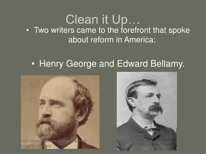 Clean it Up…