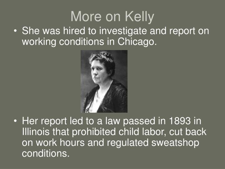 More on Kelly