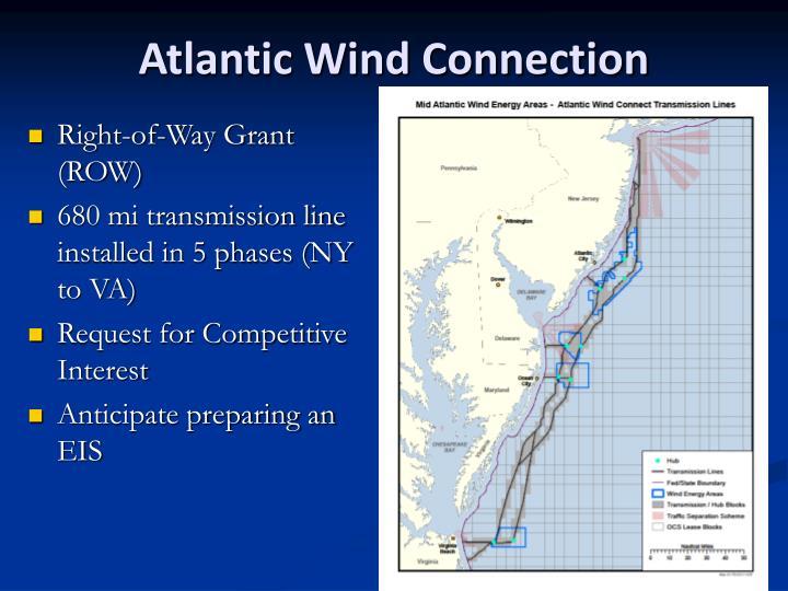 Atlantic Wind Connection