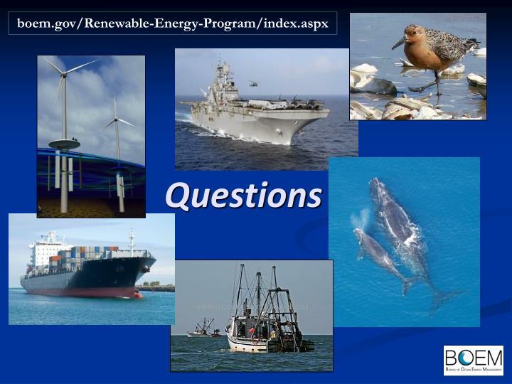 boem.gov/Renewable-Energy-Program/index.aspx