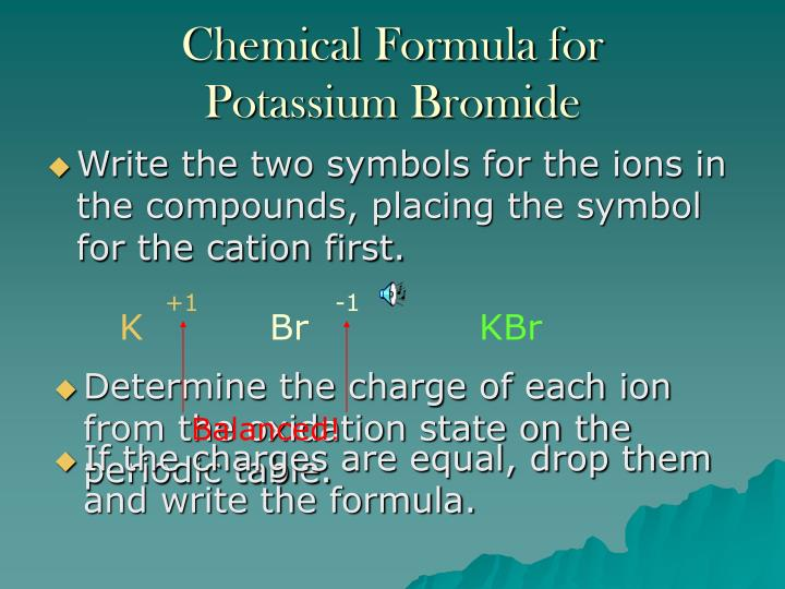Ppt Chemical Names And Formulas Powerpoint Presentation Id3760714