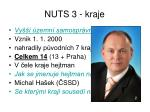 nuts 3 kraje