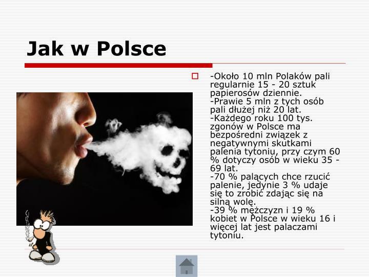 Jak w Polsce