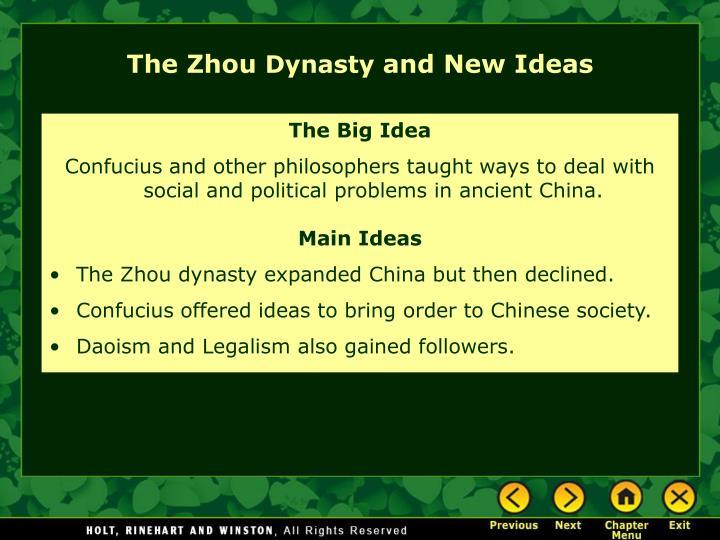 The Zhou