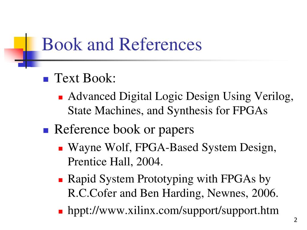 Ppt Fpga System Design Practice Powerpoint Presentation Free Download Id 3761730
