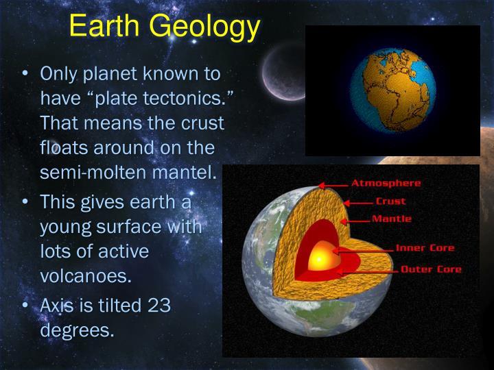 Earth Geology