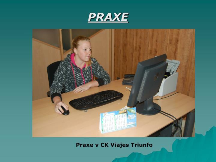 PRAXE