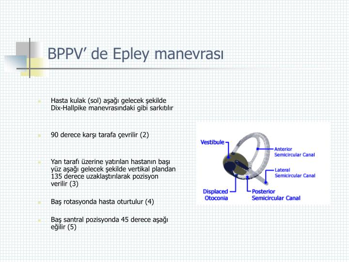 bppv What causes bppv benign paroxysmal positional vertigo (bppv) is the most common cause of spinning dizziness, which is related to the ear this kind of spinning dizziness is called vertigo.
