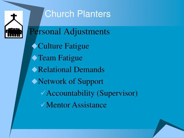 Church Planters