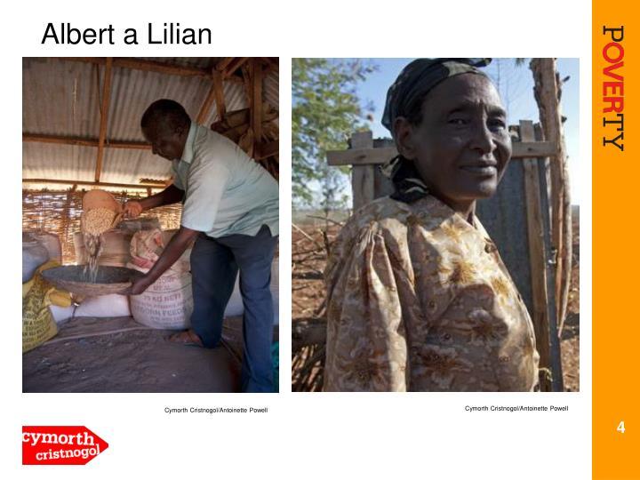 Albert a Lilian