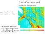 future concurrent work