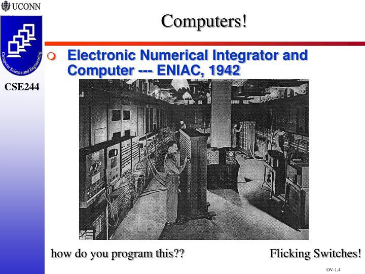 Computers!