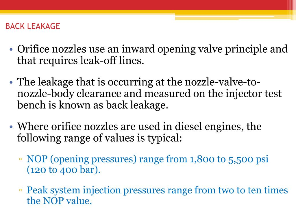PPT - Injector Nozzles Chapter 21 PowerPoint Presentation