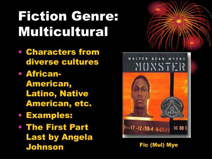 Fiction Genre: Multicultural