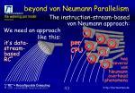 beyond von neumann parallelism