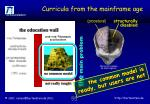 curricula from the mainframe age