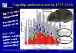 flag ship conference series ieee isca
