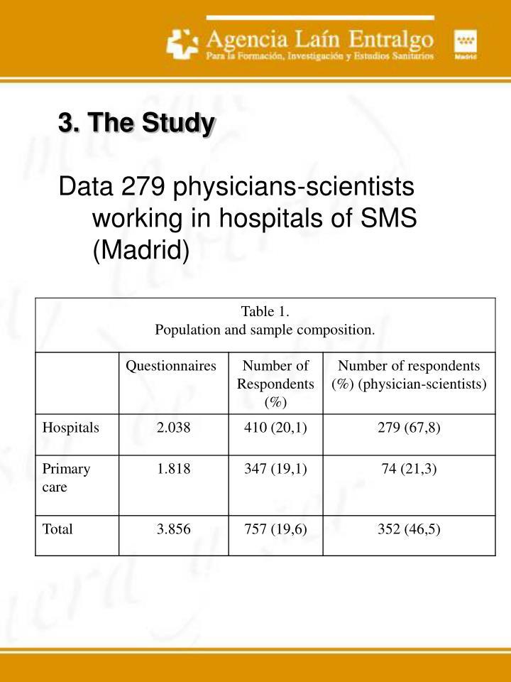 3. The Study