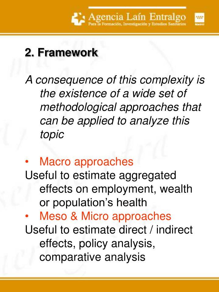 2. Framework