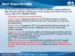 next steps actions2