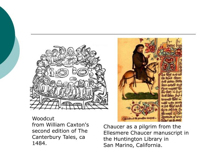 the pilgrimage to canterbury in chaucers the canterbury tales Struggling with geoffrey chaucer's the canterbury tales: general prologue & frame story check out our thorough summary and analysis of this literary masterpiece.