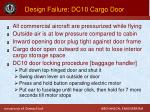 design failure dc10 cargo door1