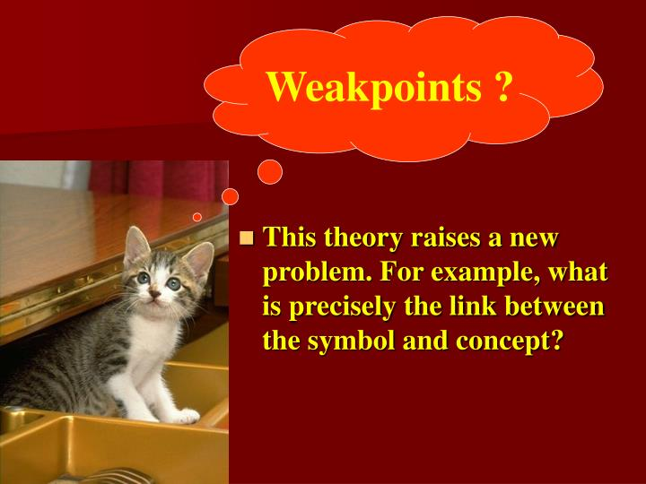 Weakpoints ?