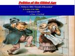politics of the gilded age6