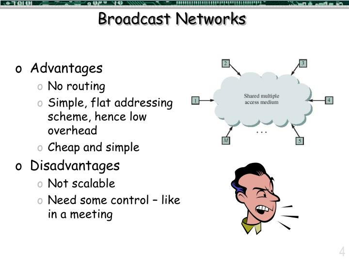 Broadcast Networks