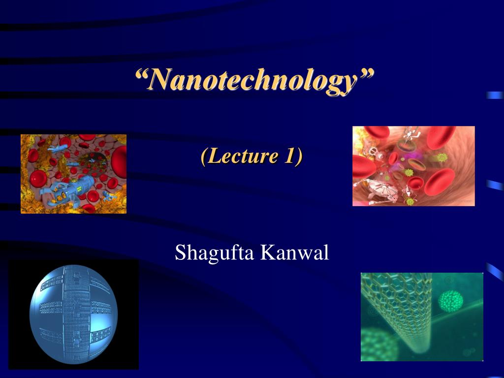 Ppt Nanotechnology Powerpoint Presentation Id3769450 Molecular Self Assembly In N