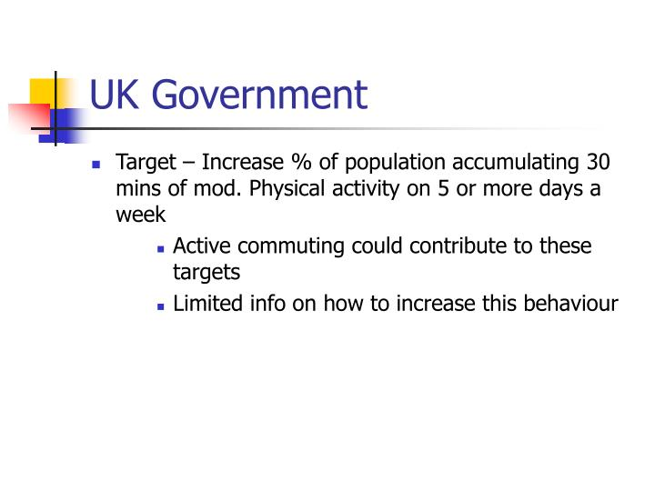 uk government n.