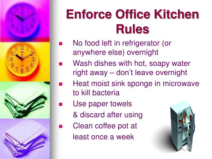 office kitchen regulations - 89 office pantry and