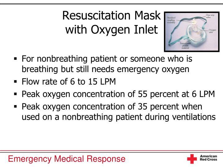 Resuscitation Mask