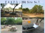 f 4 f 5 bbq site no 72
